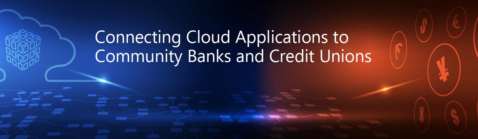 Connecting Cloud FinTech Applications